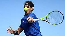 Несмотря на неудачное выступление на итоговом турнире ATP, 31-летний Рафаэль Надаль, выигравший в 2017 году два турнира Большого шлема, может занести минувший сезон себе в актив
