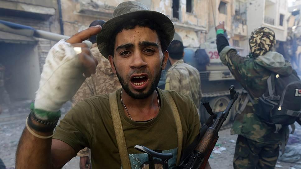Как Россия сшивает Ливию