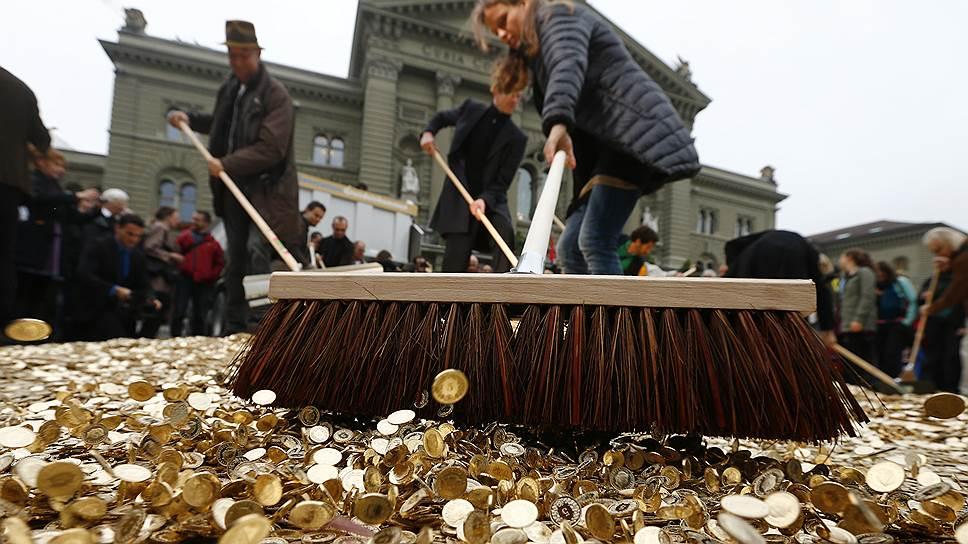 Как один процент населения мира наконец завладел половиной общего благосостояния