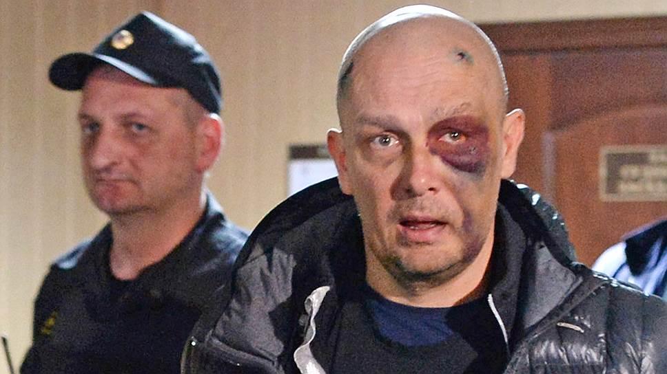 Как адвоката Буданцева удалили из суда за пистолет