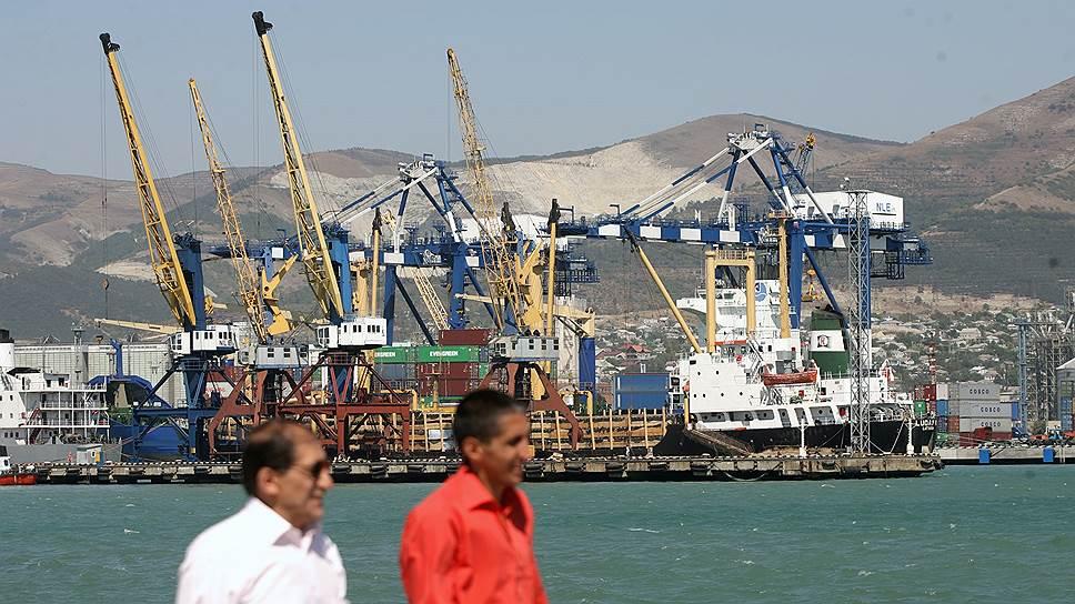 Почему Новороссийский порт решил сменить гендиректора