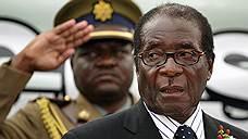 В Зимбабве произошел военный переворот