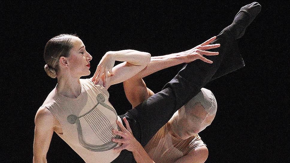 В спектакле «Нижинский» Искусство и Терпсихора друг с другом не церемонятся