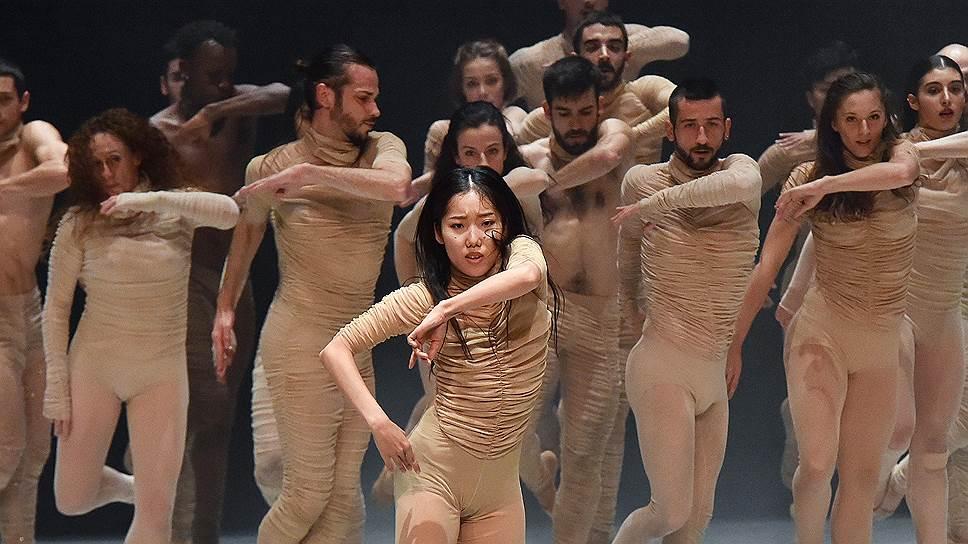 «Кордебалет» Эмио Греко слишком явно продемонстрировал недостатки марсельского «тела балета»
