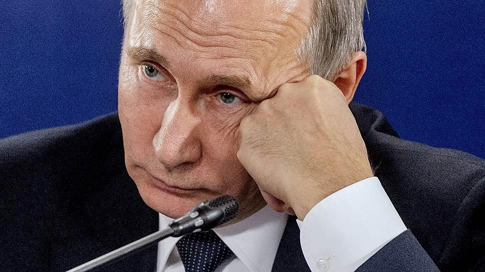 Как Владимир Путин в Мариинском театре в Санкт-Петербурге встретился с деятелями культуры