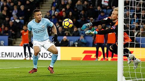 «Манчестер Сити» уверенно убеждает // Английский лидер выдал фантастический старт