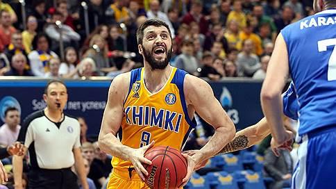 Рекорд оставили без очков // 34 очка Алексея Шведа не помогли «Химкам» одержать победу над «Зенитом»