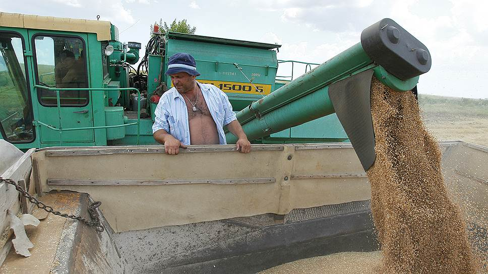 Урожай зерна в России в 2018 году может оказаться меньше, чем в рекордном 2017 году