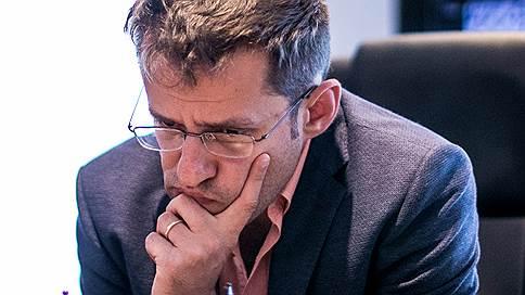 Александру Грищуку защищают кандидатское // Благодаря Левону Ароняну у него остаются шансы попасть в Берлин