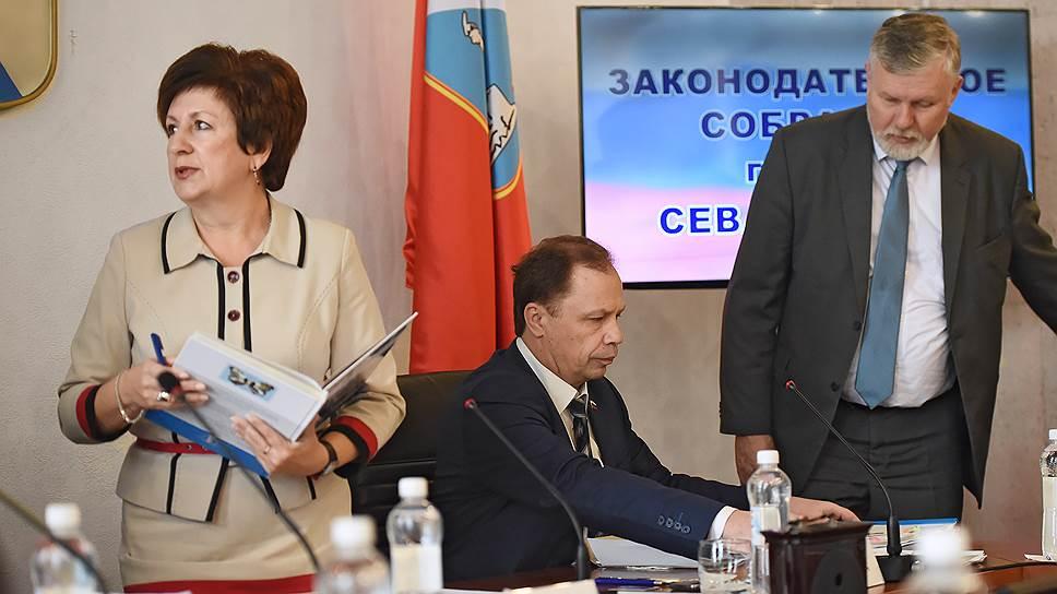 Как Севастополь получил закон о референдуме