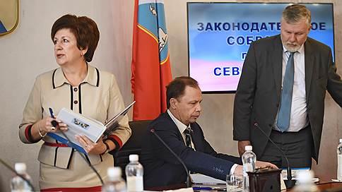 Севастополь получил закон о референдуме