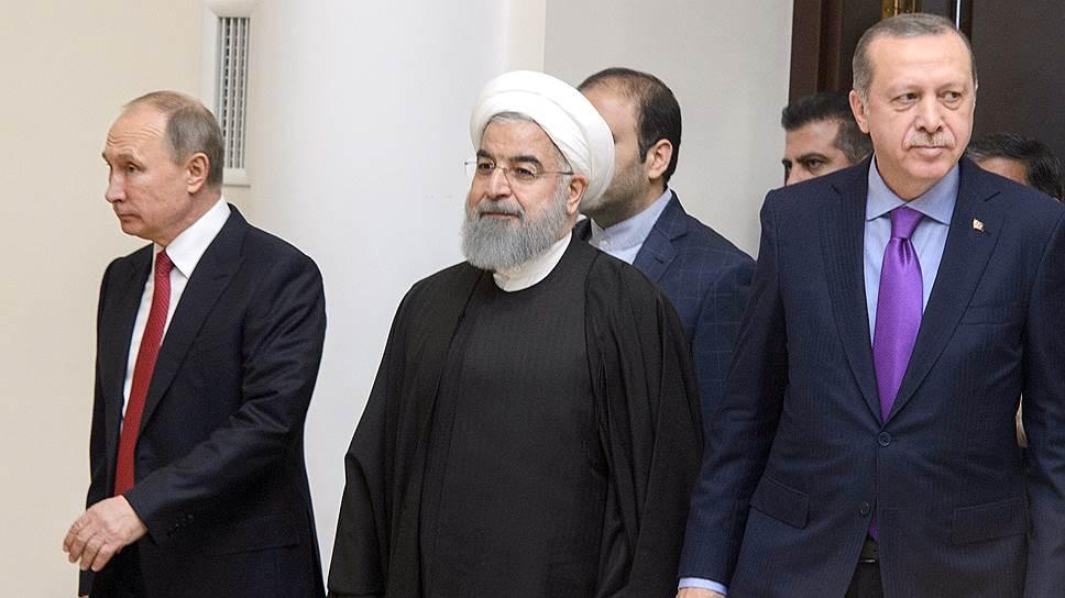 Почему президенты России, Турции, Ирана и Сирии должны успокоиться и начать договариваться заново