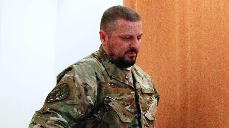 Бывший глава МВД ЛНР Игорь Корнет