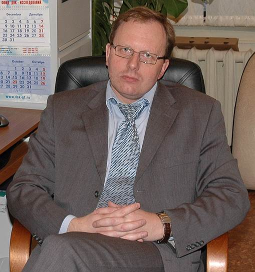 Завлабораторией ДНК-диагностики ФГБНУ «Медико-генетический научный центр» Александр Поляков