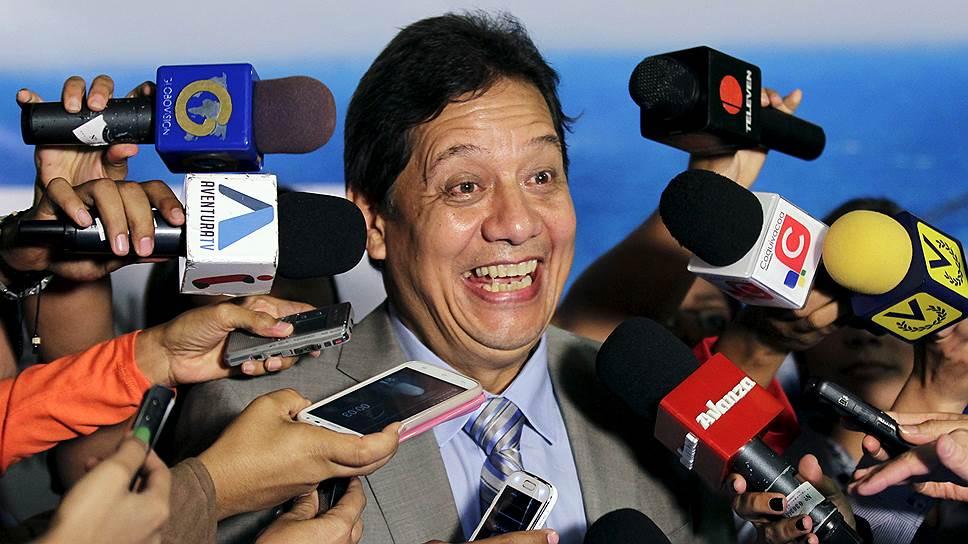 Двоюродный брат бывшего президента Венесуэлы Уго Чавеса, глава Citgo Асдрубаль Чавес