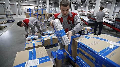 Ozon.ru выпустит постаматную очередь // Ритейлер инвестирует в сеть для доставки товаров
