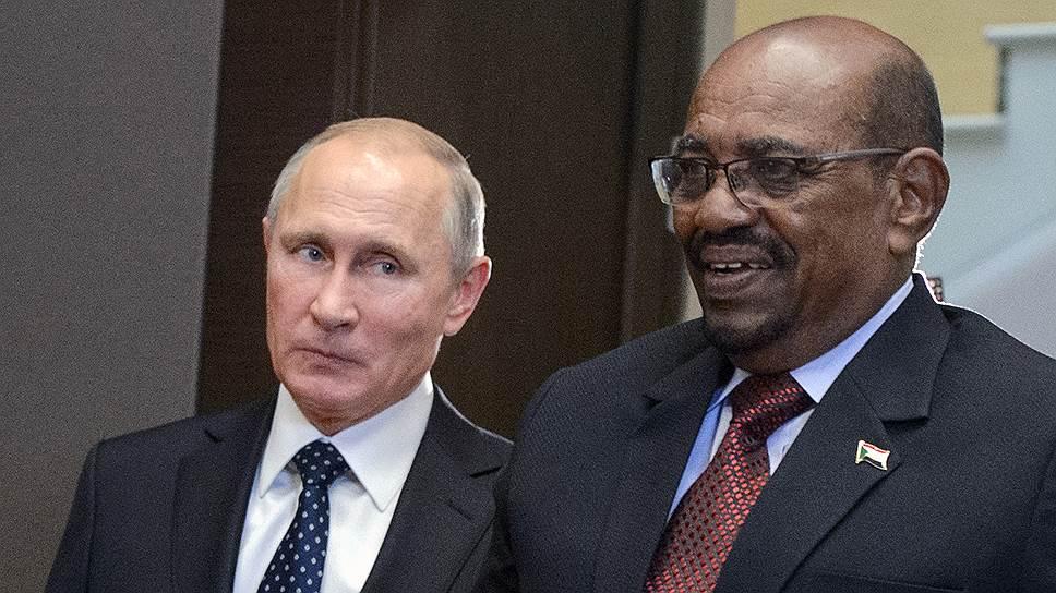 Тудан-Судан / Как для Владимира Путина подбирали ключи к Африке