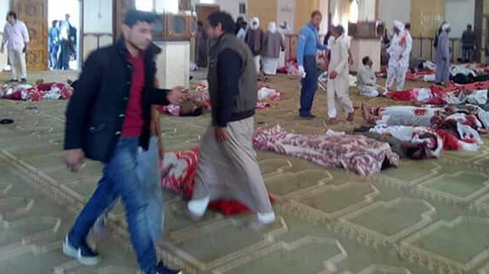 Как в Египте произошел крупнейший теракт в его истории