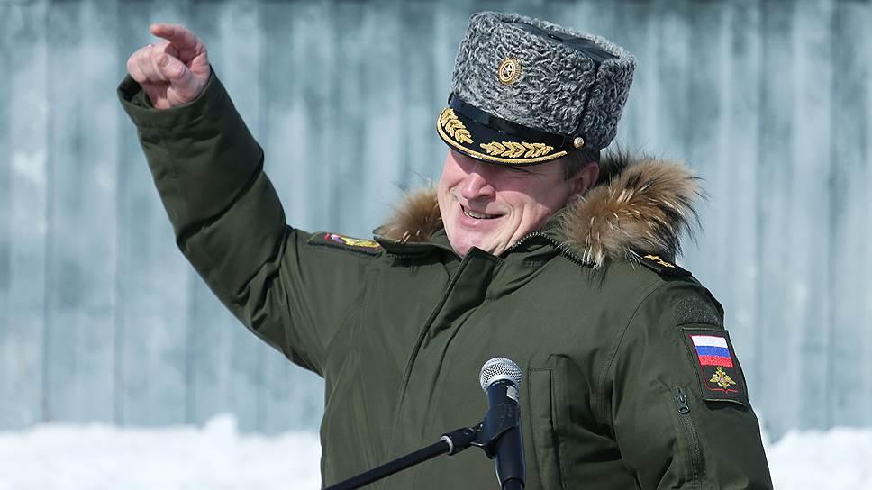Как и предыдущие руководители российской группировки в Сирии, генерал Лапин по возвращении получил повышение