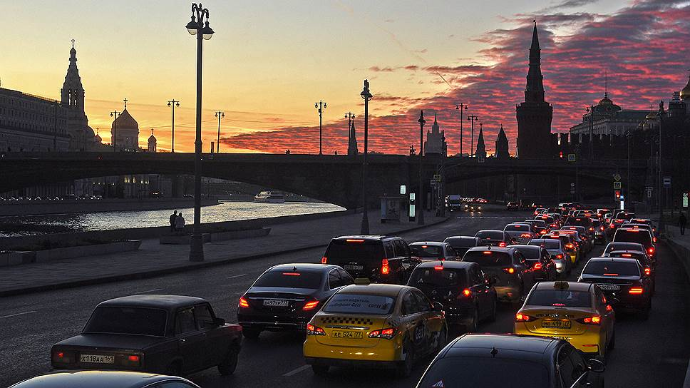 «Яндекс» и мэрия Москвы по-разному оценили транспортную ситуацию