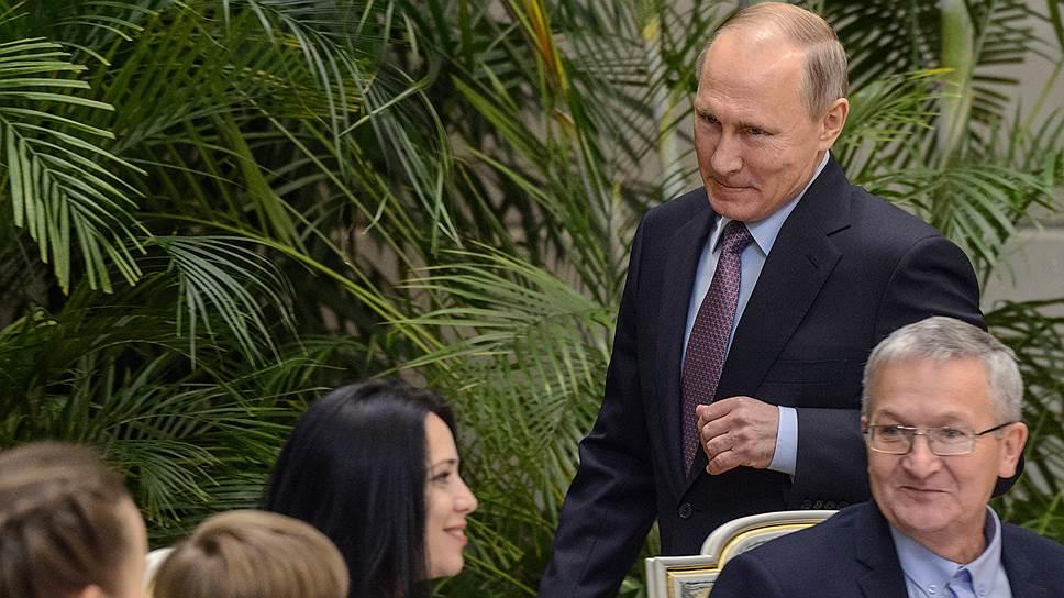 Как Владимир Путин показал себя знатоком свободной любви и партийной дисциплины