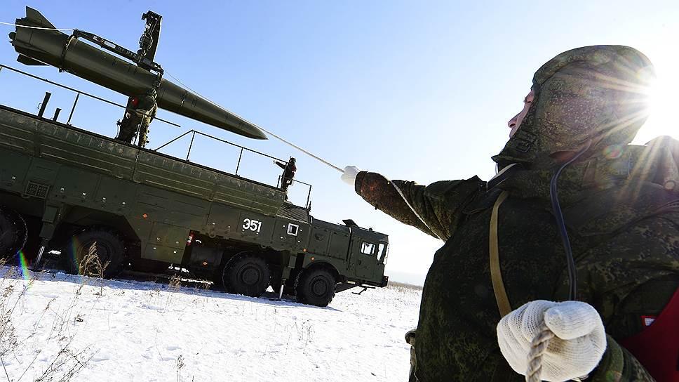 Зачем в Калининградской области разместили ОТРК «Искандер-М