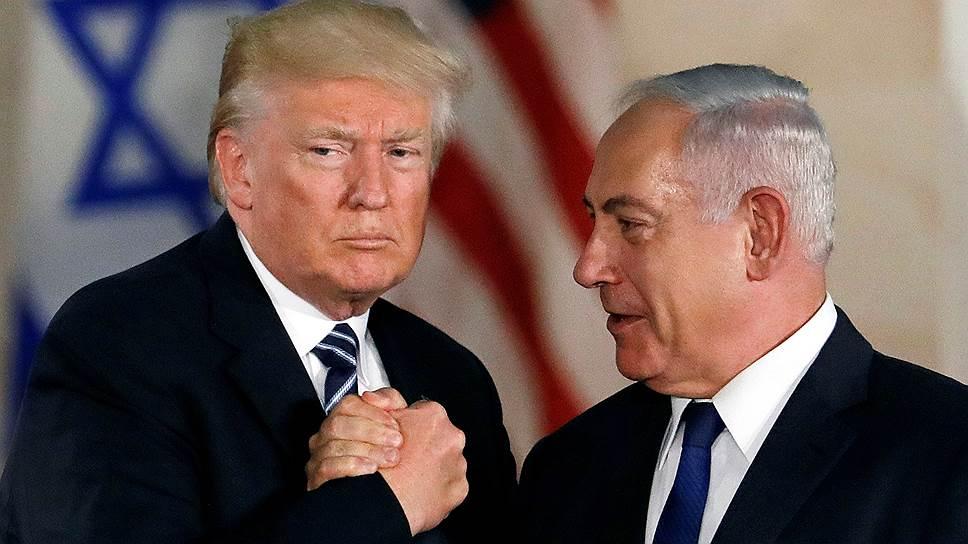 Почему президент США выбирает столицу Израиля