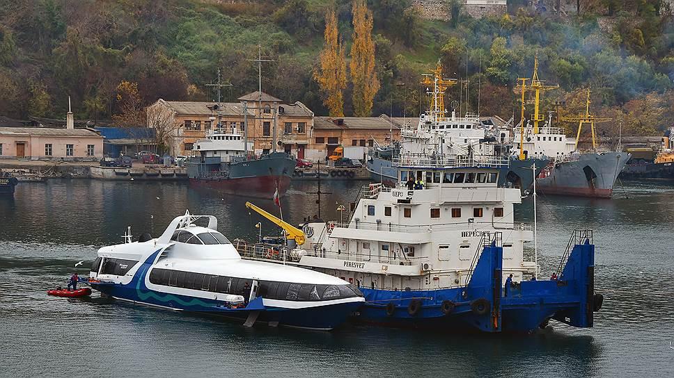 Как «Калашников» выбил льготный лизинг на «Кометы» для Крыма