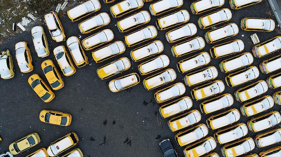 Как регулируют интернет-агрегаторы такси