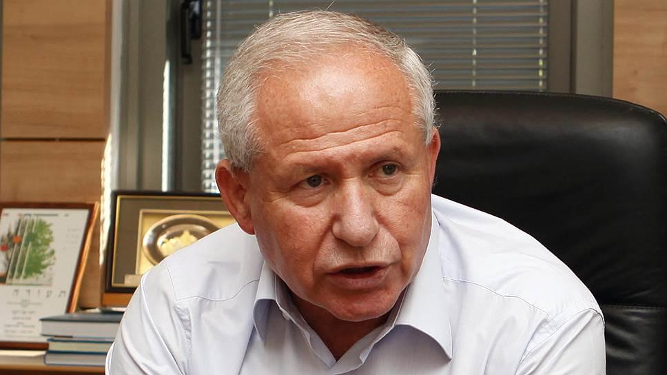 Председатель комиссии Кнессета Израиля по иностранным делам и безопасности Ави Дихтер