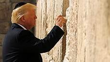 Дональд Трамп уплотнит Иерусалим