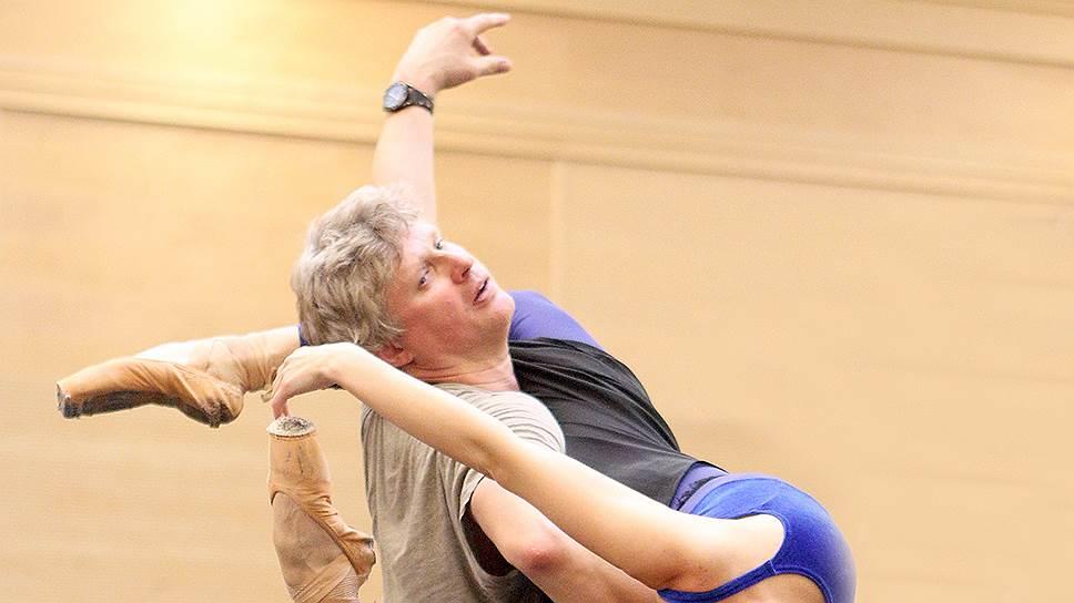 """Что рассказал """"Ъ"""" о самом нашумевшем балете года хореограф Юрий Посохов"""