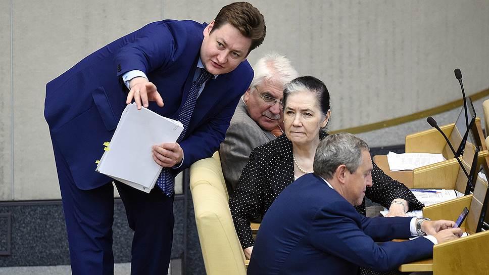 Депутат Галина Хованская убедила коллег, что при защите поставщиков ресурсов от неплатежей нужно учесть и интересы управляющих компаний