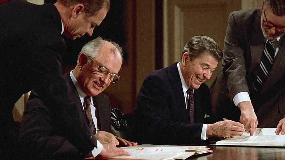 Зачем Россия и США созывают комиссию по Договору о ликвидации ракет средней и меньшей дальности