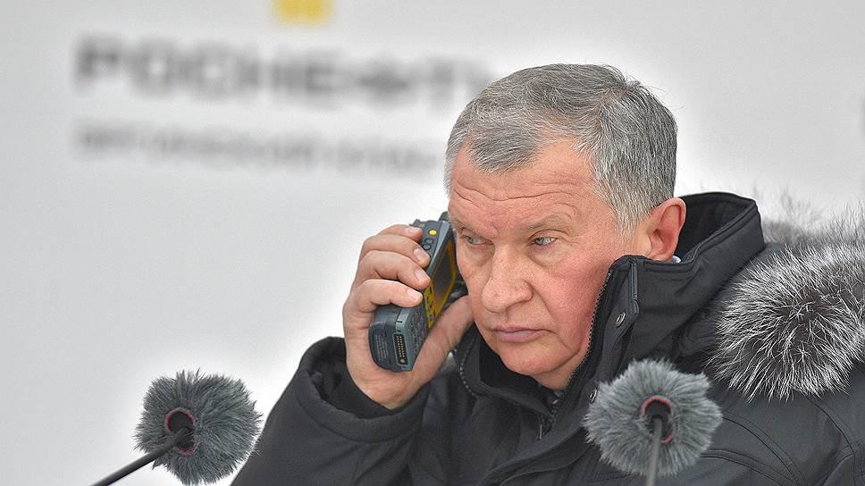 Глава «Роснефти» Игорь Сечин в споре с АФК «Система» не готов останавливаться на достигнутом