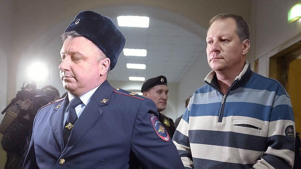 Как Петр Гришин и Олег Мазур были арестованы