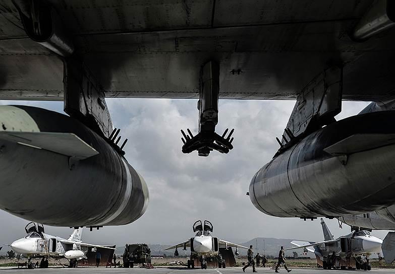 Сирийские войска и российские бомбы лишили «Исламское государство» контроля над территорией республики