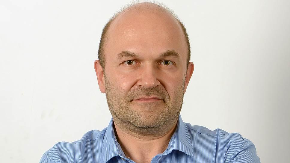 """Обозреватель отдела международной политики """"Ъ"""" Максим Юсин"""