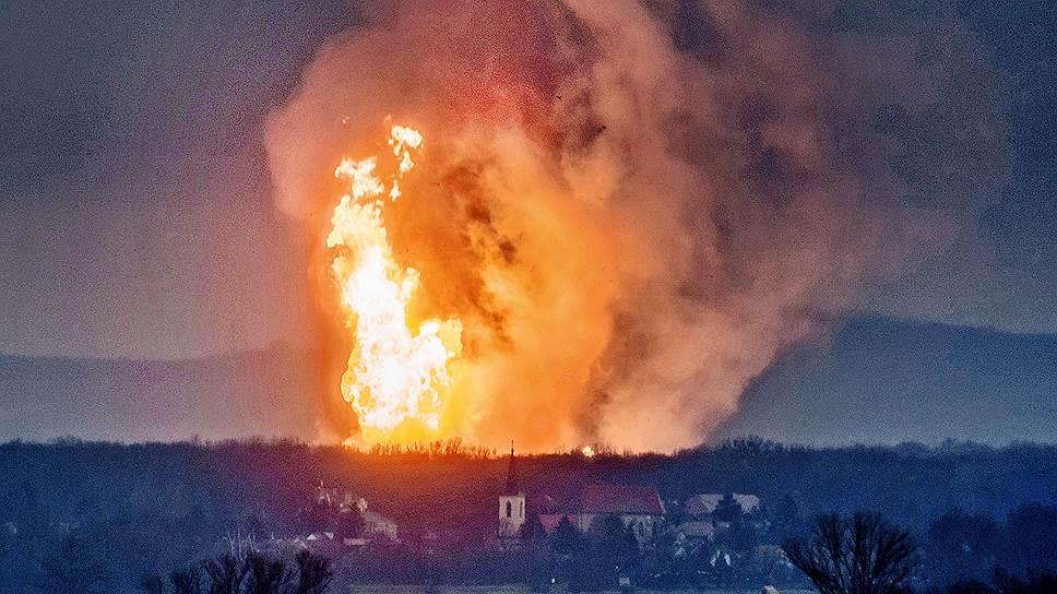Авария в Баумгартене может подорвать и рекорд экспорта «Газпрома» в Европу, и уверенность ряда европейских стран в том, что ЕС обойдется без новых газопроводов из России