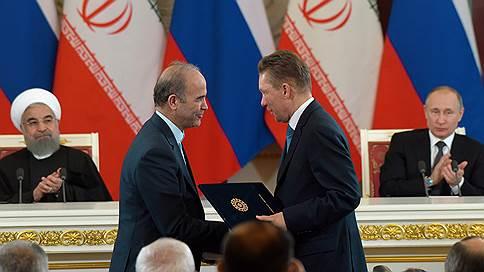 «Газпром» посмотрел на Иран предметно // Компания собирается войти в проект по сжижению газа