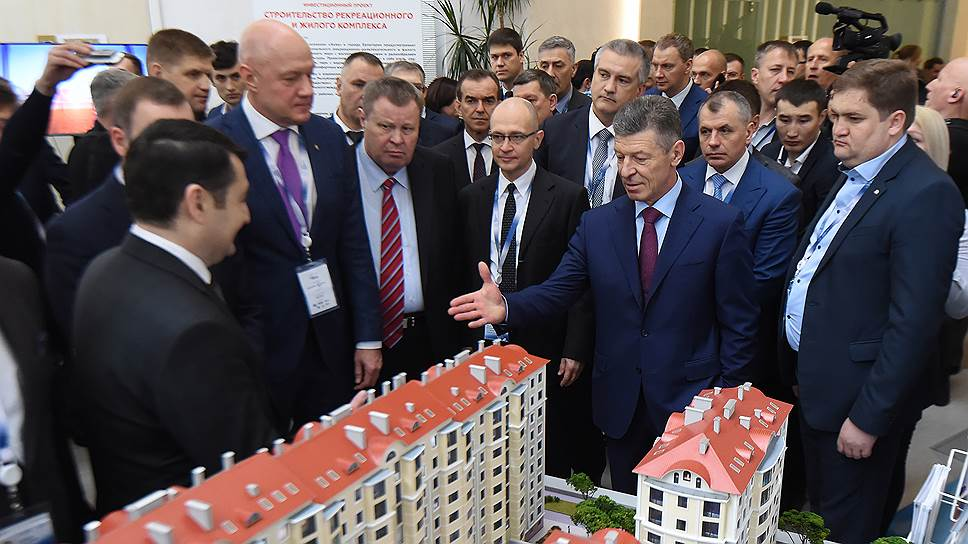 Почему Крым и Севастополь не могут освоить финансирование своего развития