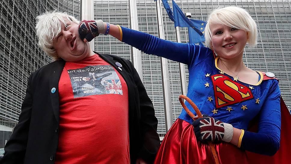 Лондон продолжает раздражать своих партнеров по переговорам о выходе из ЕС противоречивыми заявлениями