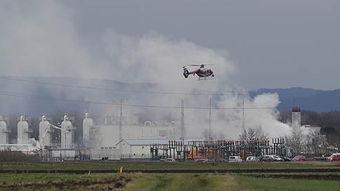 Европа транспортирует газовые аварии // Баумгартен заработал, но начались перебои с поставками из Норвегии