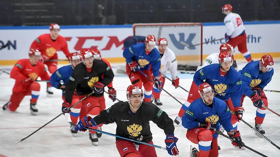 Хоккеистам сборной России не придется налаживать взаимопонимание друг с другом: почти все они представляют два клуба — СКА и ЦСКА