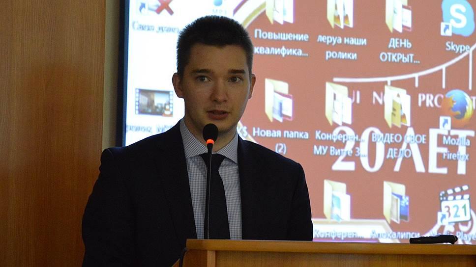 Подозреваемый по делу группировки мошенников, проникших в систему делопроизводства, Михаил Усачев