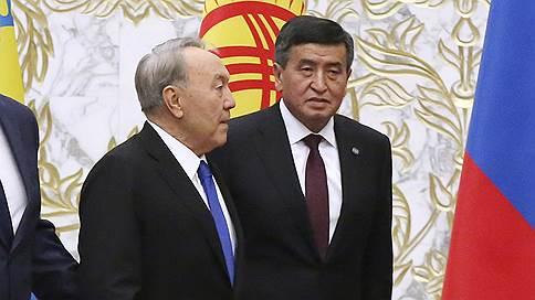 Казахстан и Киргизия растаможили отношения // Конфликт между республиками удалось урегулировать