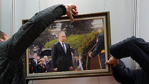 Навстречу выборам выступили с инициативной группой // Владимира Путина готовятся выдвинуть в президенты