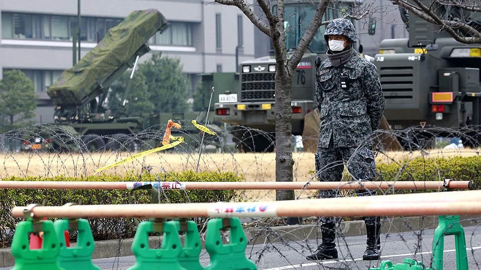 Воздушное пространство Японии теперь будут защищать не только американские противоракетные комплексы Patriot (на фото), но и Aegis Ashore, размещение которых в стране вчера одобрило правительство