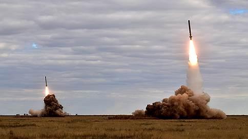 По ракетам средней и меньшей дальности ударили санкциями // США обвинили две российские оборонные компании в нарушении Договора о РСМД