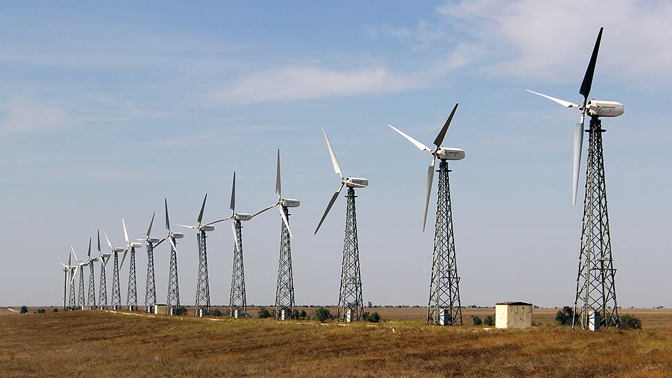 Минпромторг хочет отправить ветрогенерацию на экспорт